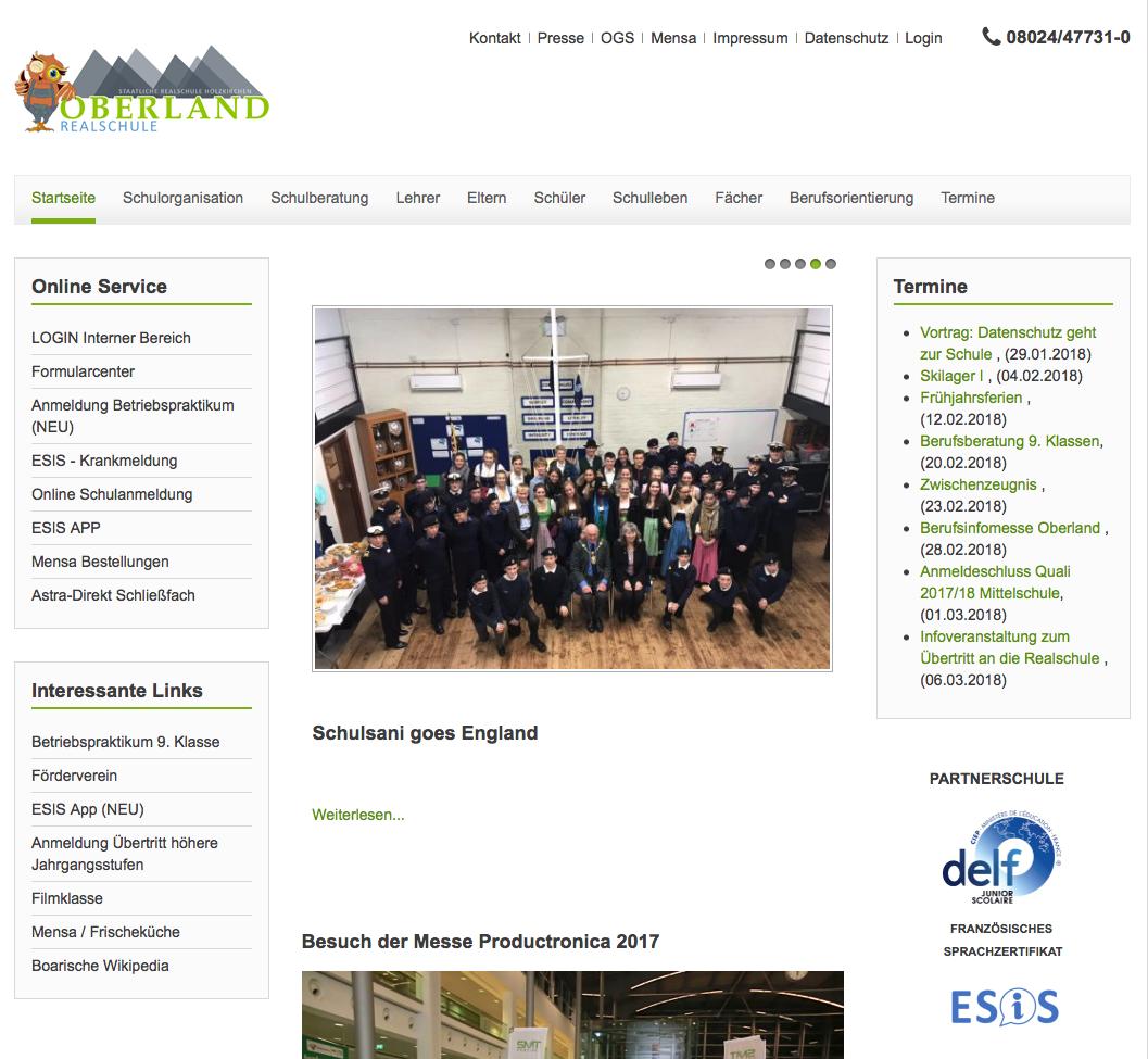 Oberland-Realschule Holzkirchen