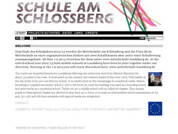 Volksschule Landsberg am Lech Am Schloßberg (Hauptschule)