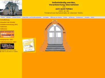 Förderschule Eschenstraße