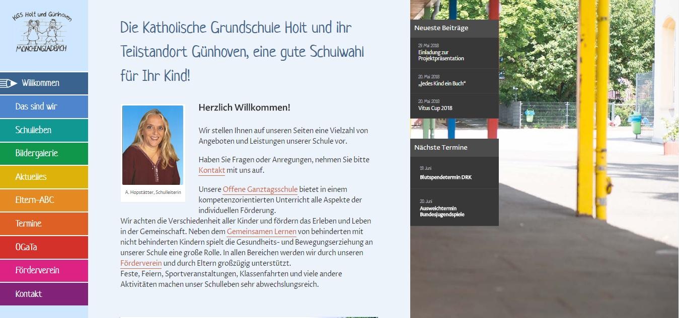 Kath. Grundschule Holt und Günhoven, Mönchengladbach