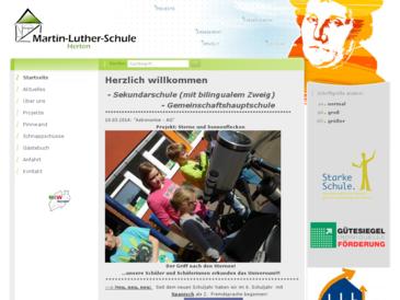 Martin-Luther-Schule-Herten