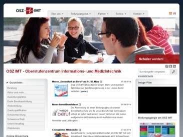 Oberstufenzentrum Informations- und Medizintechnik