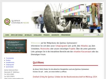 Quirinus-Gymnasium Neuss