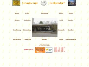 Volksschule Dechsendorf - Grundschule