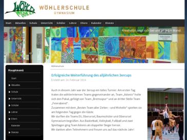 Wöhlerschule