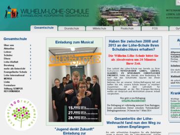 Wilhelm-Löhe-Schule, Evangelische Kooperative Gesamtschule