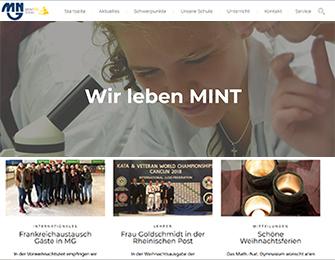 Mathematisch-Naturwissenschaftliches Gymnasium Mönchengladbach