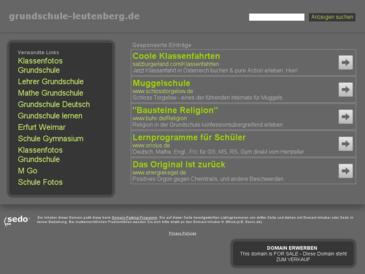 Grundschule Leutenberg