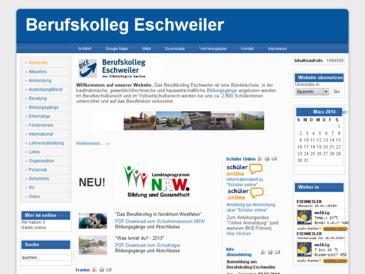 Berufskolleg Eschweiler der StädteRegion Aachen