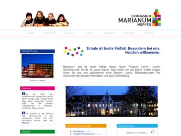 Gymnasium Marianum Meppen
