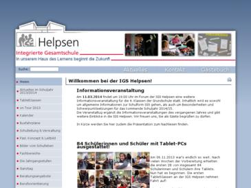 Integrierte Gesamtschule Helpsen