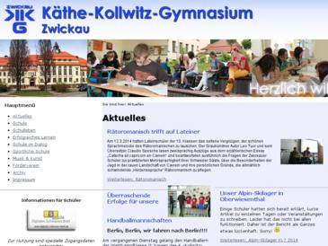 Käthe-Kollwitz-Gymnasium Zwickau