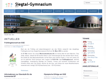 Siegtal-Gymnasium Eitorf