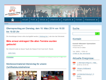 Konrad-Adenauer-Gymnasium Kleve
