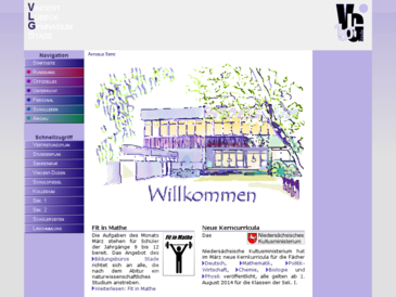 Vincent-Lübeck-Gymnasium Stade
