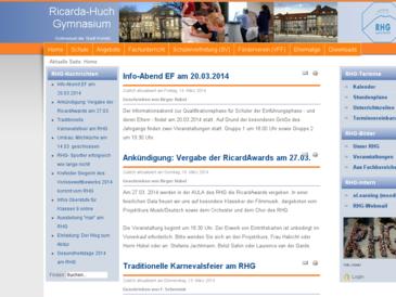 Ricarda-Huch-Gymnasium Krefeld