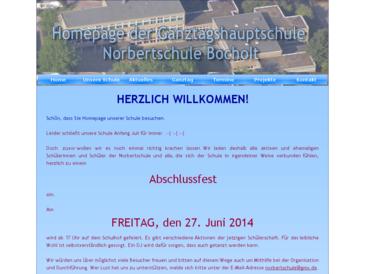 Städtische Gemeinschaftshautschule Norbertschule