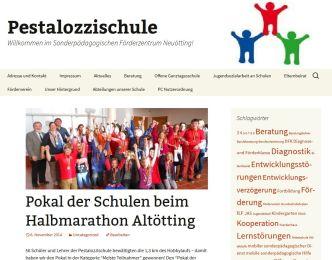 Pestalozzischule Förderzentrum Neuötting