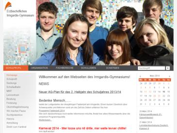 Erzbischöfliches Irmgardis-Gymnasium Köln