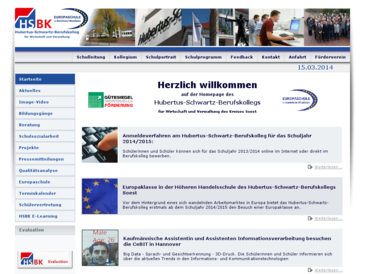 Hubertus-Schwartz-Berufskolleg Soest