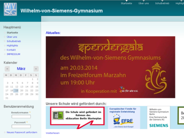 Wilhelm-von-Siemens-Gymnasium