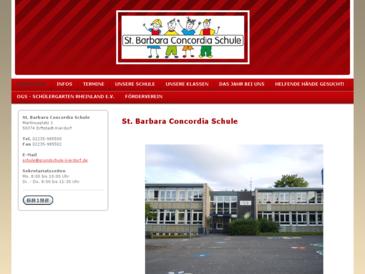 St.Barbara Concordia Schule