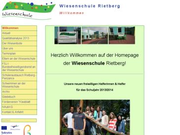 Wiesenschule Rietberg