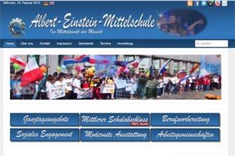 Albert-Einstein-Mittelschule
