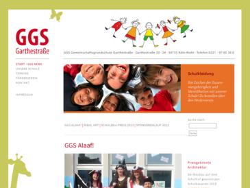 GGS Garthestraße - Mit Erfolg lernen