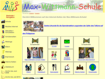 Max-Wittmann-Schule, Förderschule, Dortmund