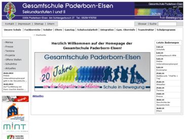 Gesamtschule Paderborn - Elsen