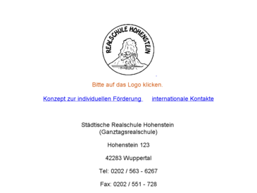 rshohenstein.de