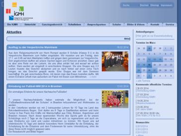 Integrierte Gesamtschule Mannheim Herzogenried