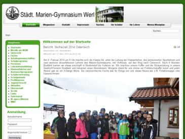 Marien-Gymnasium Werl
