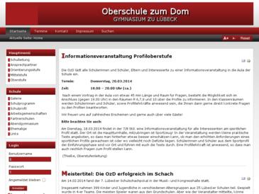 Oberschule zum Dom Lübeck
