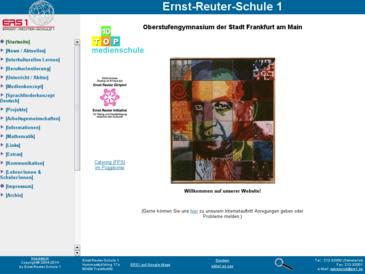 Ernst-Reuter-Schule 1 Frankfurt am Main