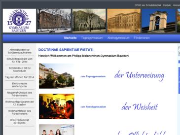 Philipp Melanchthon Gymnasium Bautzen