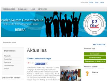 Brüder-Grimm-Gesamtschule Bebra
