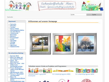 Eichendorffschule in Moers