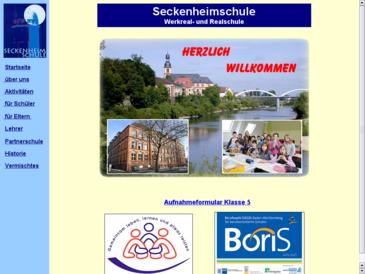 Seckenheimschule Werkreal- und Realschule