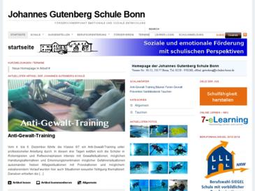 Johannes-Gutenberg-Schule Bonn