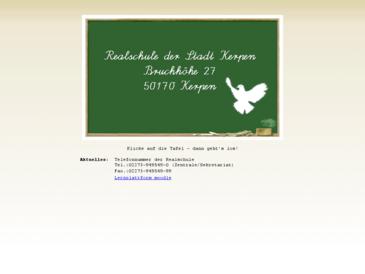 Realschule der Stadt Kerpen