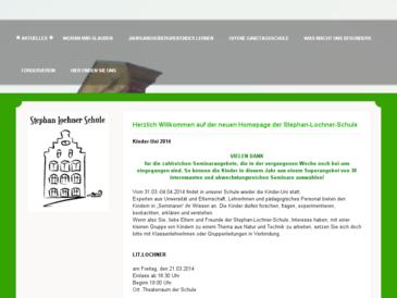 Stephan-Lochner-Schule Köln