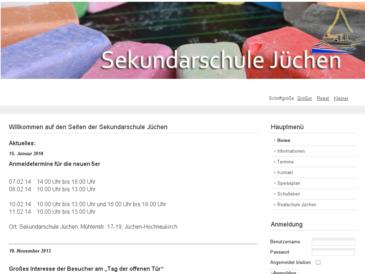 Sekundarschule Neukirchen Jüchen