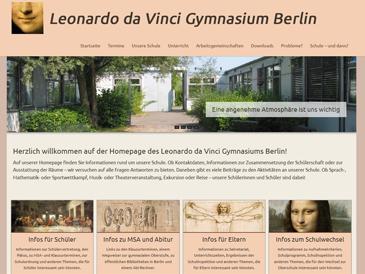 Leonardo da Vinci Gymnasium Berlin