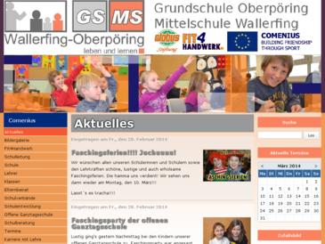 Volksschule Wallerfing Grund- und Hauptschule