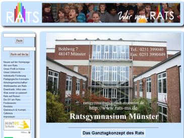 Ratsgymnasium Münster