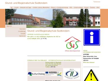 Grund- und Regionalschule Südtondern