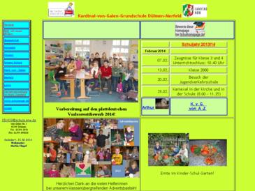 Kardinal-von-Galen-Grundschule Dülmen-Merfeld