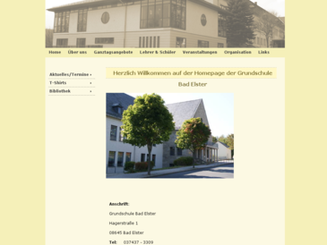 Grundschule Bad Elster